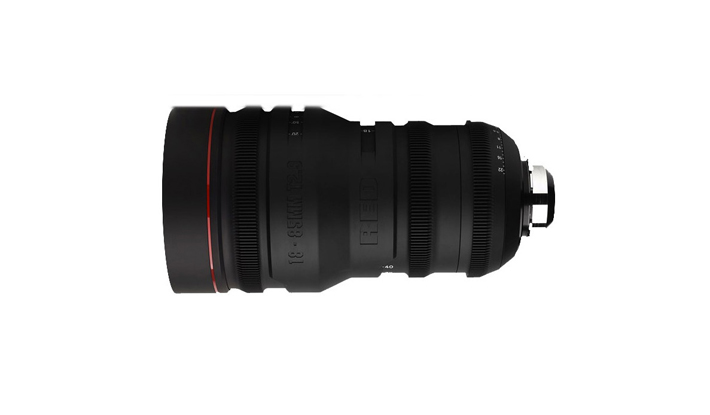 Red Pro Zoom 18-85mm
