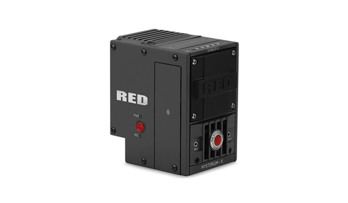 Red Scarlet Mysterium-x