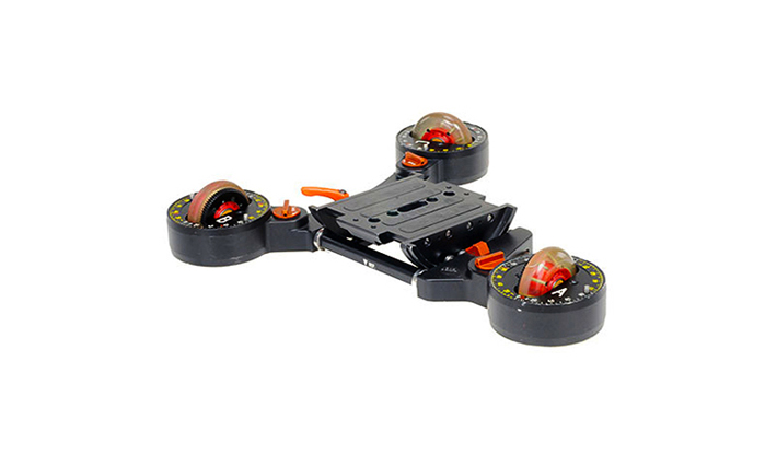 P+S Technik Skater Mini Camera Dolly