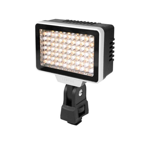 Ledpro Z6 Tunable Bi-Color On-Camera LED Light