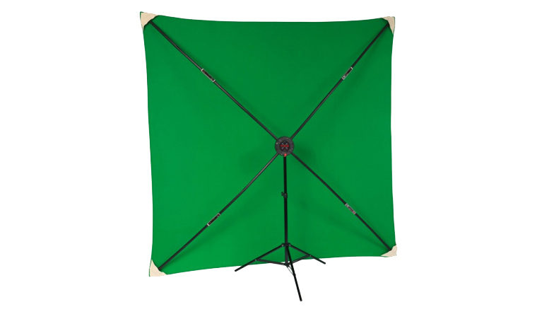 CALUMET PORTABLE BACKGROUND - GREEN