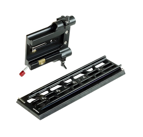 Movofilms Dovetail Baseplate Red Scarlet/Dragon