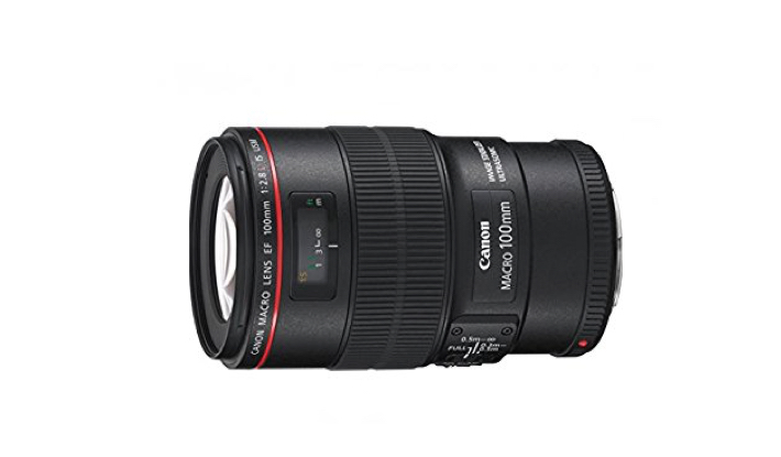 CANON 100 MM F2.8 L  Macro IS USM