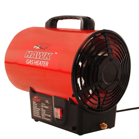 HAWK 10kW 34000 BTU Portable Space Industrial Heater