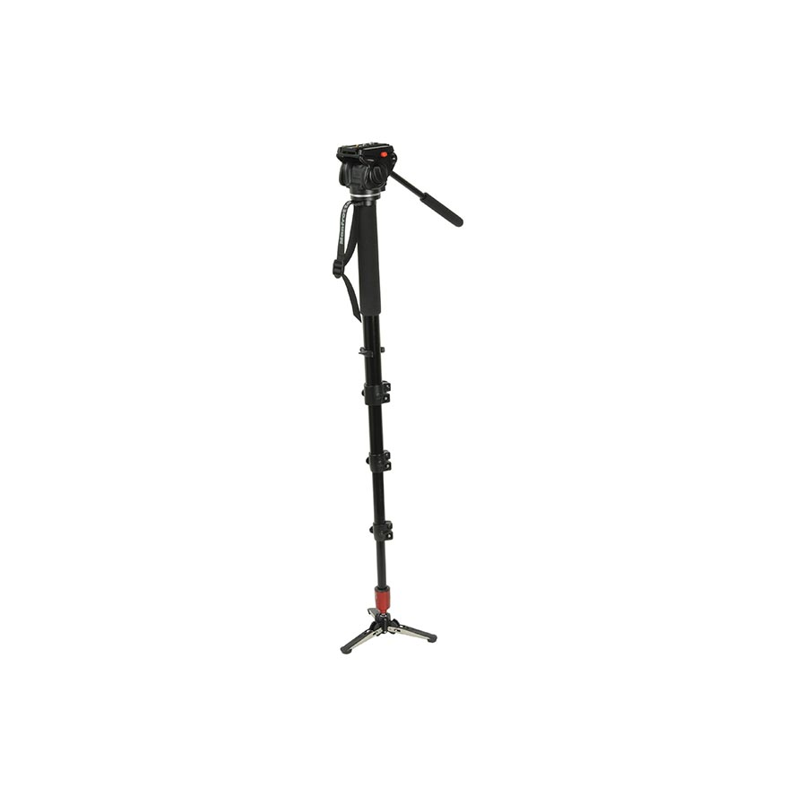 Manfrotto 561BHDV-1 Monopod and Head
