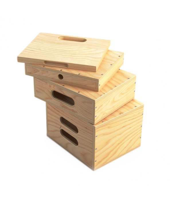 UDENGO MINI APPLE BOX KIT