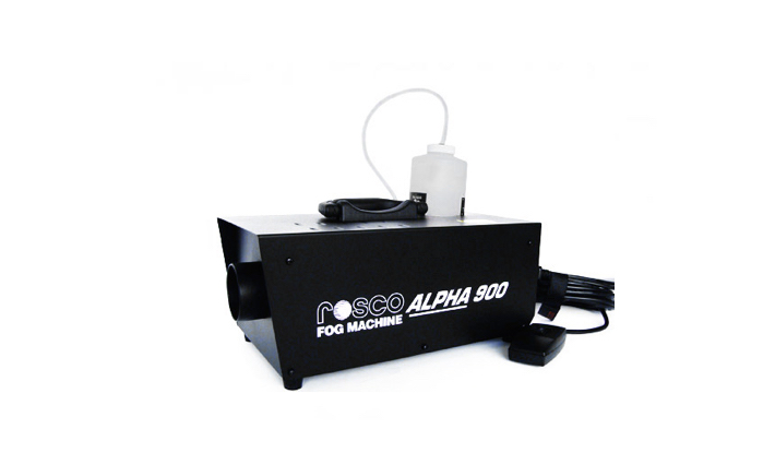Rosco Alpha 900 Smoke Machine