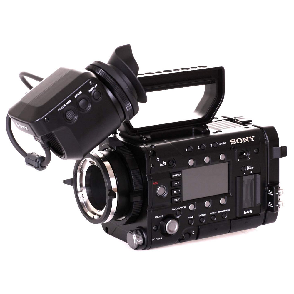 Sony PMW-F5 CineAlta